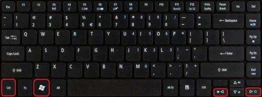 Windows 10 клавиши переключения рабочих столов