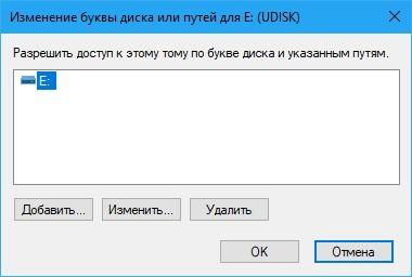 Скрытые диски Windows 10