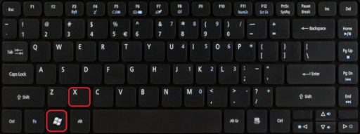Кнопка Выполнить Windows 10
