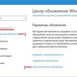 Служба оптимизации доставки Windows 10 как отключить